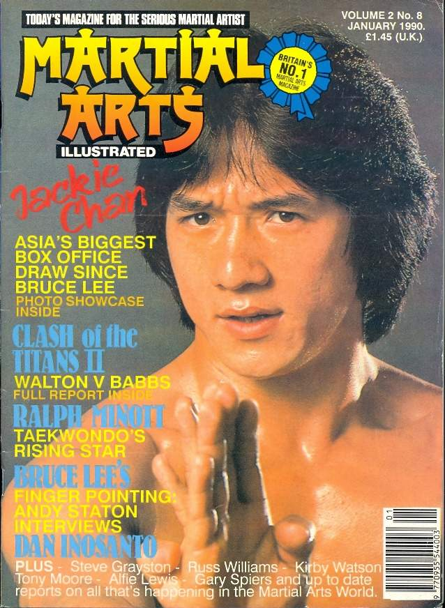 01/90 Martial Arts Illustrated (UK)