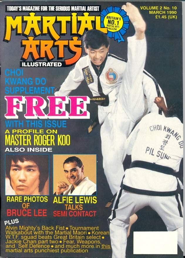 03/90 Martial Arts Illustrated (UK)