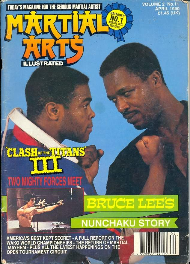 04/90 Martial Arts Illustrated (UK)