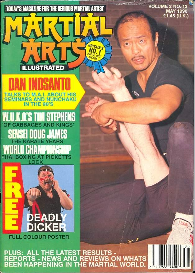 05/90 Martial Arts Illustrated (UK)