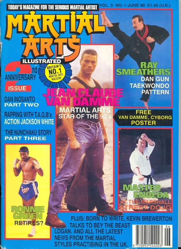 06/90 Martial Arts Illustrated (UK)