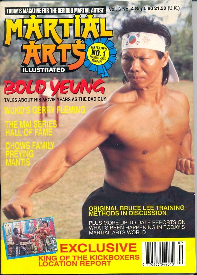 09/90 Martial Arts Illustrated (UK)