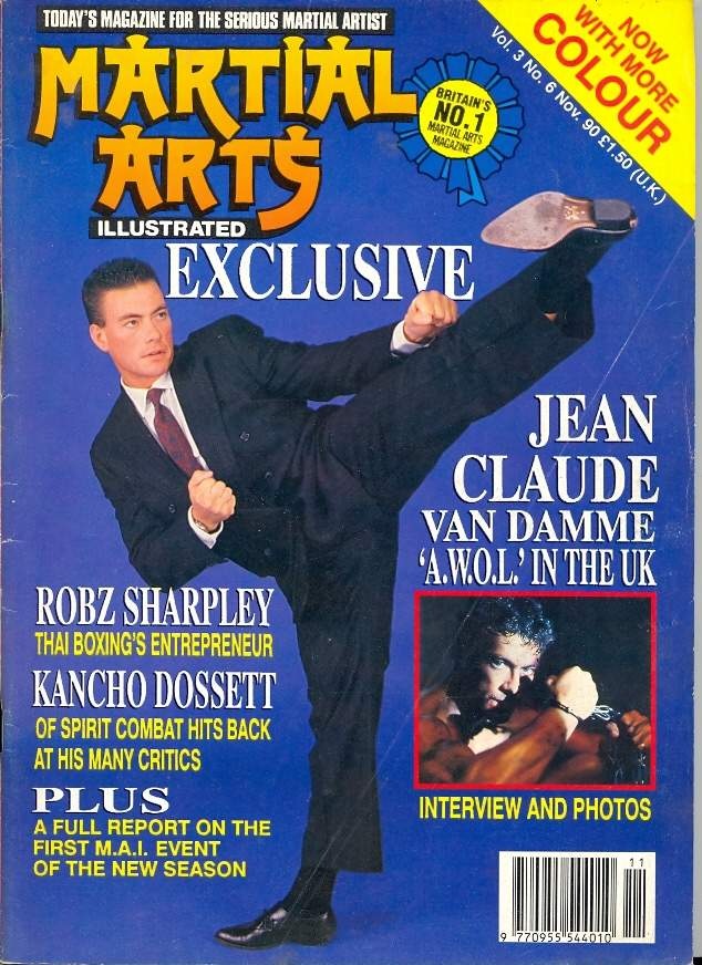 11/90 Martial Arts Illustrated (UK)