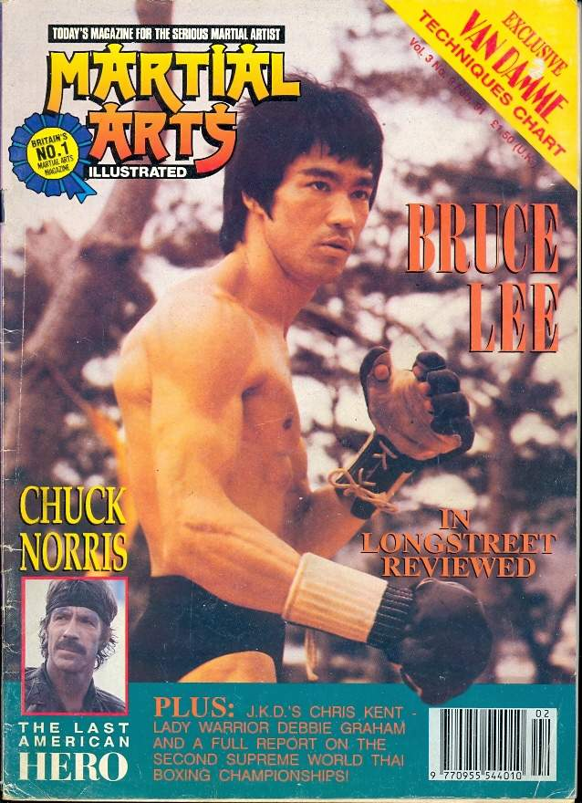 02/91 Martial Arts Illustrated (UK)
