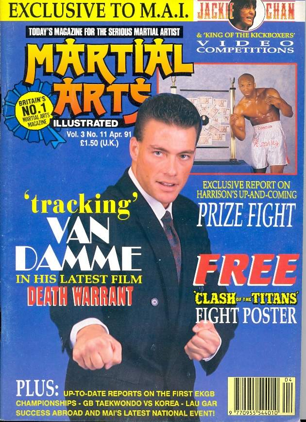 04/91 Martial Arts Illustrated (UK)