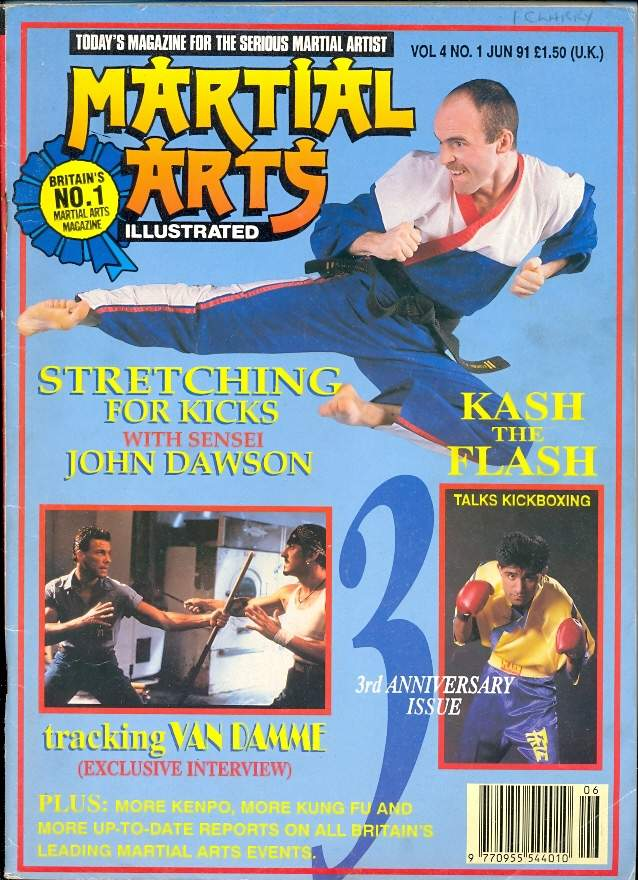 06/91 Martial Arts Illustrated (UK)