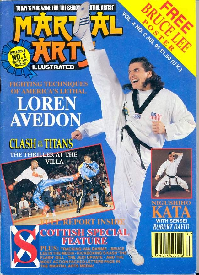 07/91 Martial Arts Illustrated (UK)