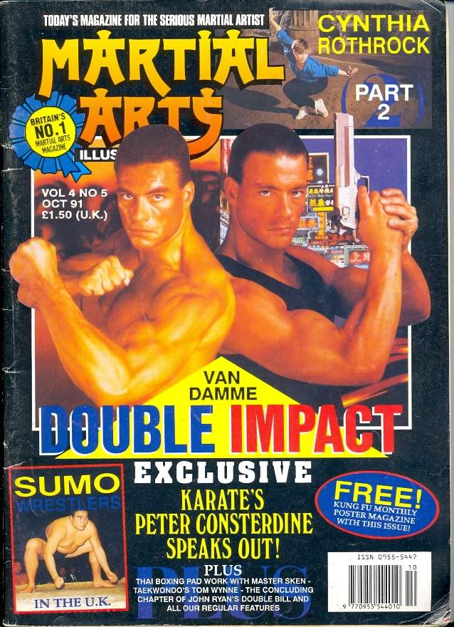 10/91 Martial Arts Illustrated (UK)