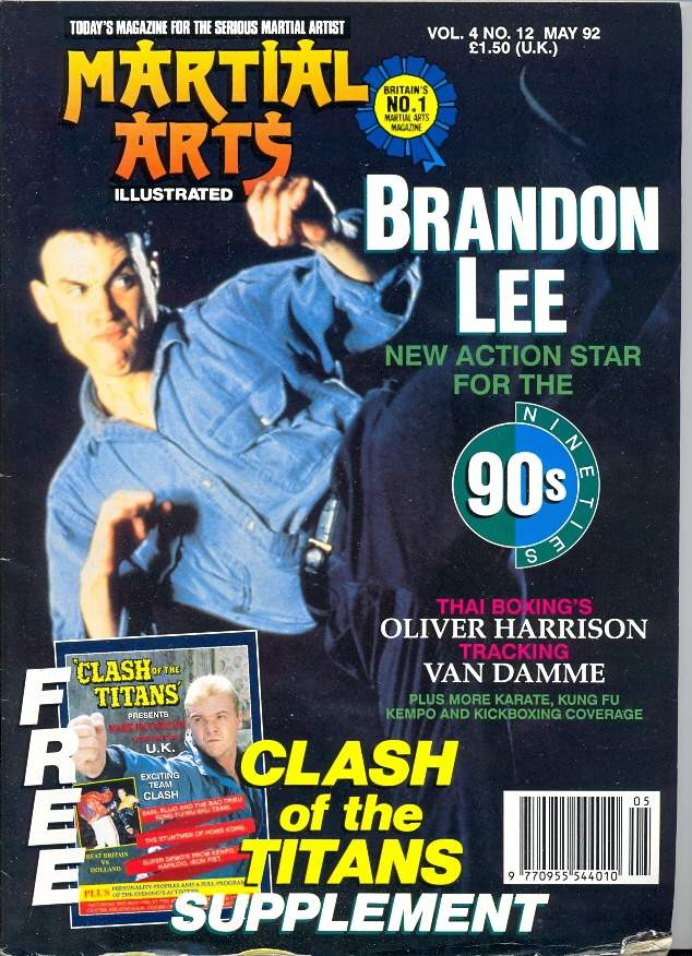 05/92 Martial Arts Illustrated (UK)