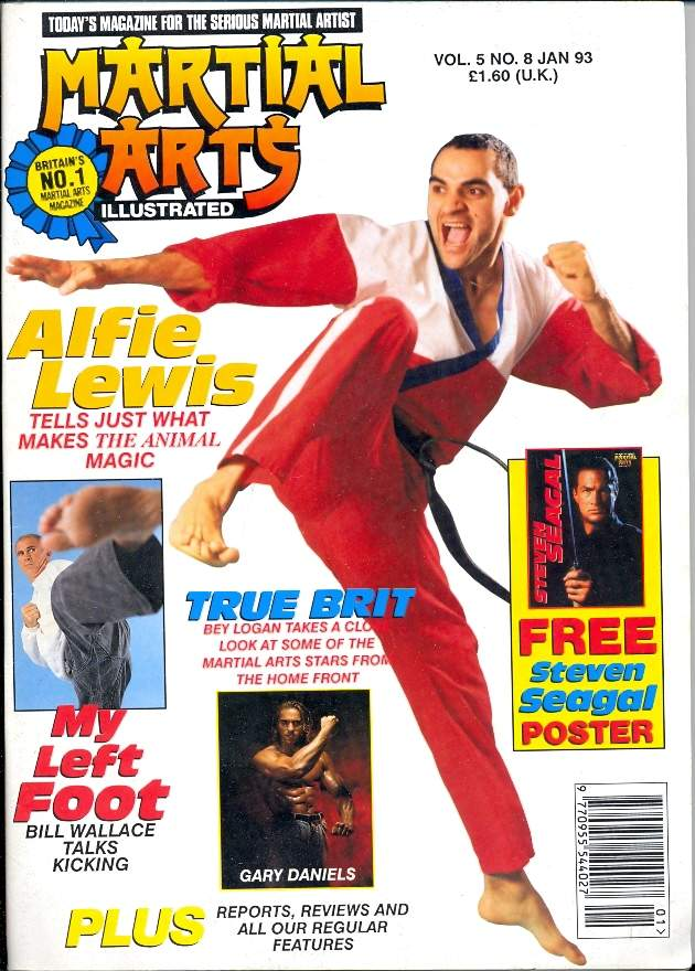 01/93 Martial Arts Illustrated (UK)