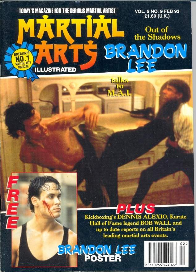 02/93 Martial Arts Illustrated (UK)
