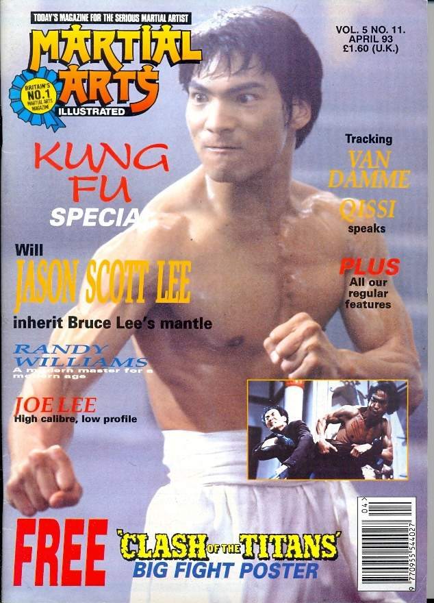 04/93 Martial Arts Illustrated (UK)