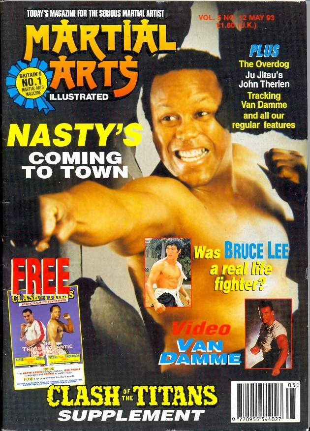 05/93 Martial Arts Illustrated (UK)