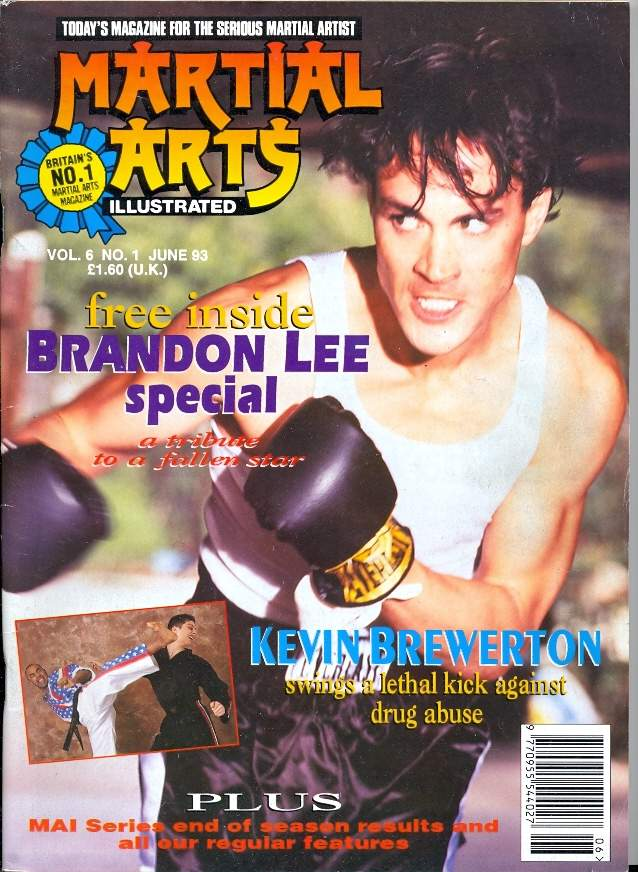06/93 Martial Arts Illustrated (UK)