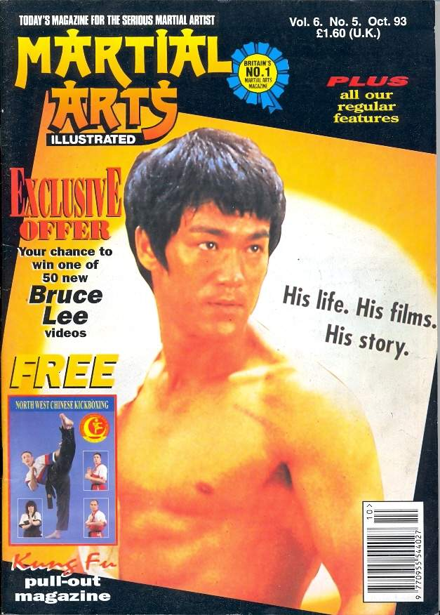 10/93 Martial Arts Illustrated (UK)