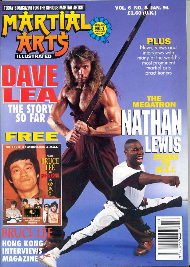 01/94 Martial Arts Illustrated (UK)
