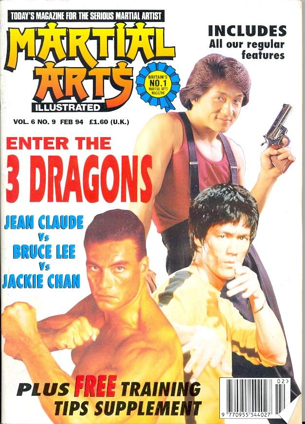 02/94 Martial Arts Illustrated (UK)