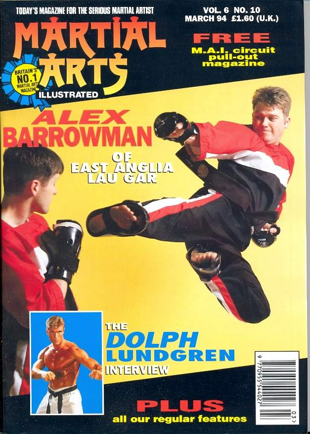 03/94 Martial Arts Illustrated (UK)