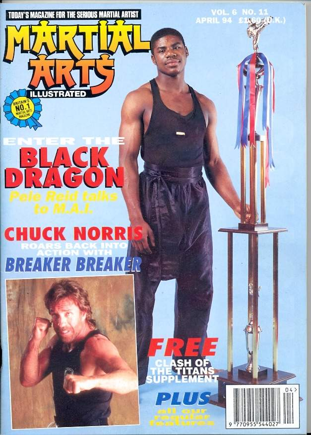 04/94 Martial Arts Illustrated (UK)