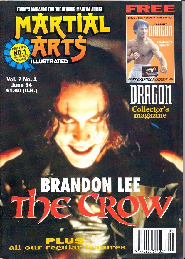 06/94 Martial Arts Illustrated (UK)