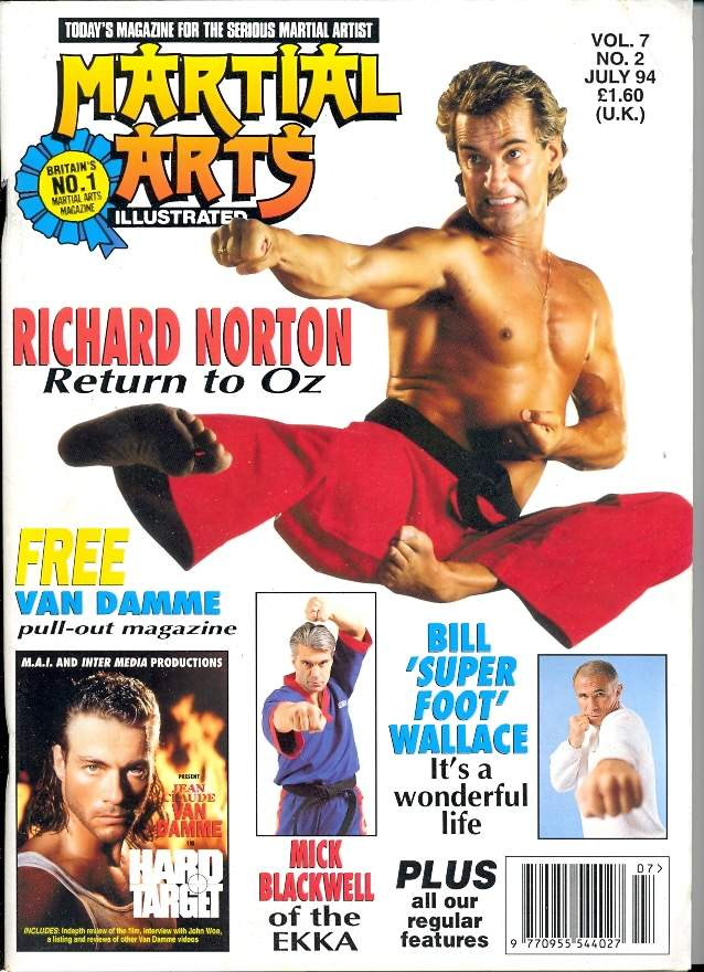 07/94 Martial Arts Illustrated (UK)