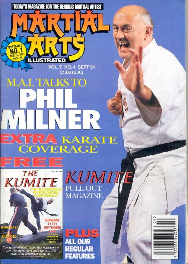 09/94 Martial Arts Illustrated (UK)