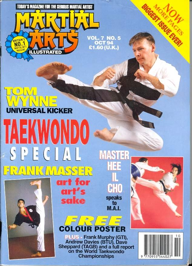 10/94 Martial Arts Illustrated (UK)