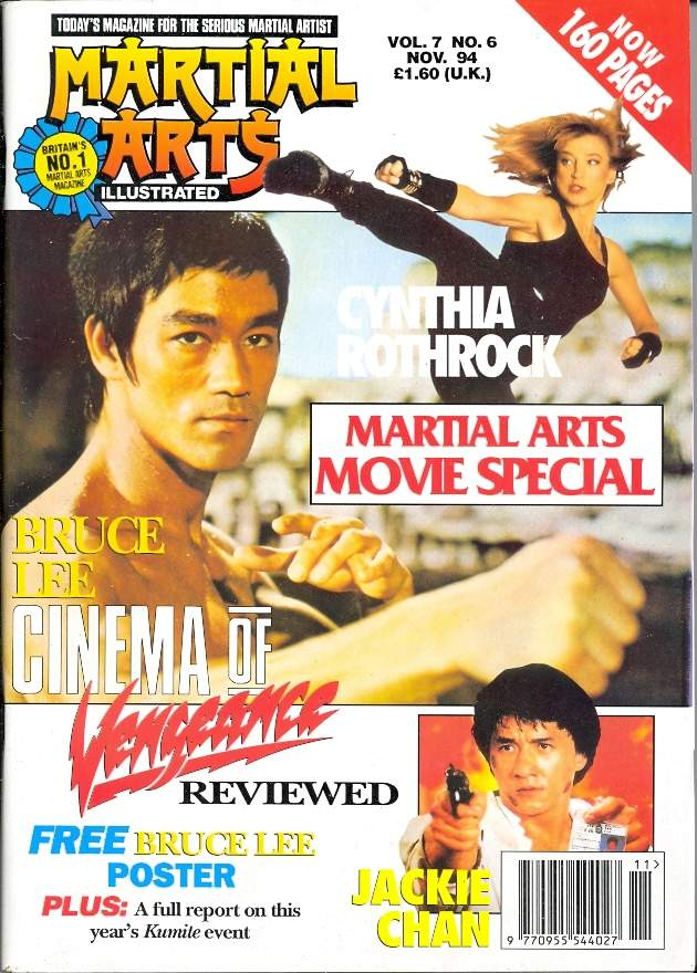 11/94 Martial Arts Illustrated (UK)