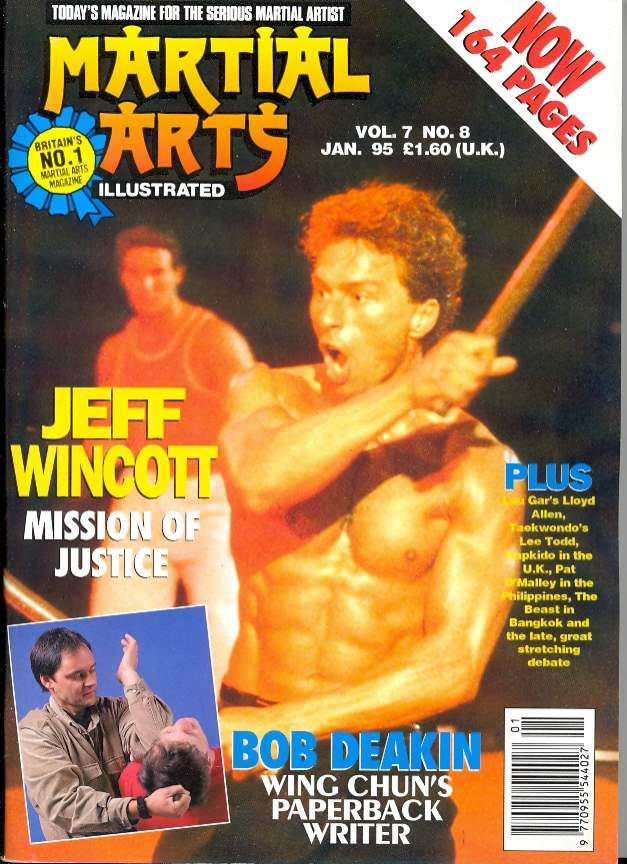 01/95 Martial Arts Illustrated (UK)