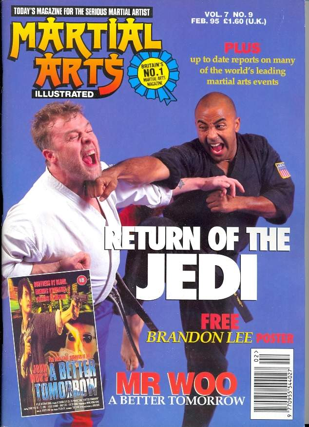 02/95 Martial Arts Illustrated (UK)