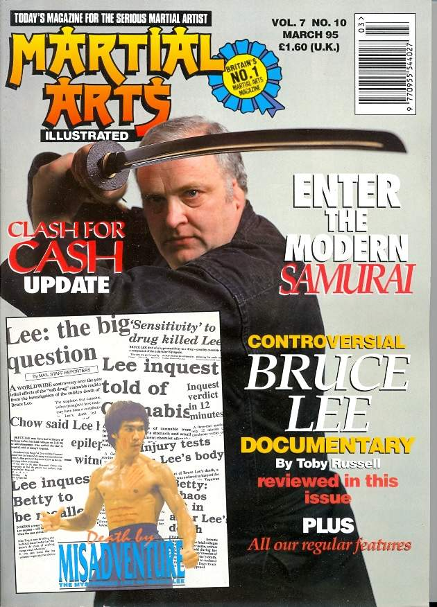 03/95 Martial Arts Illustrated (UK)