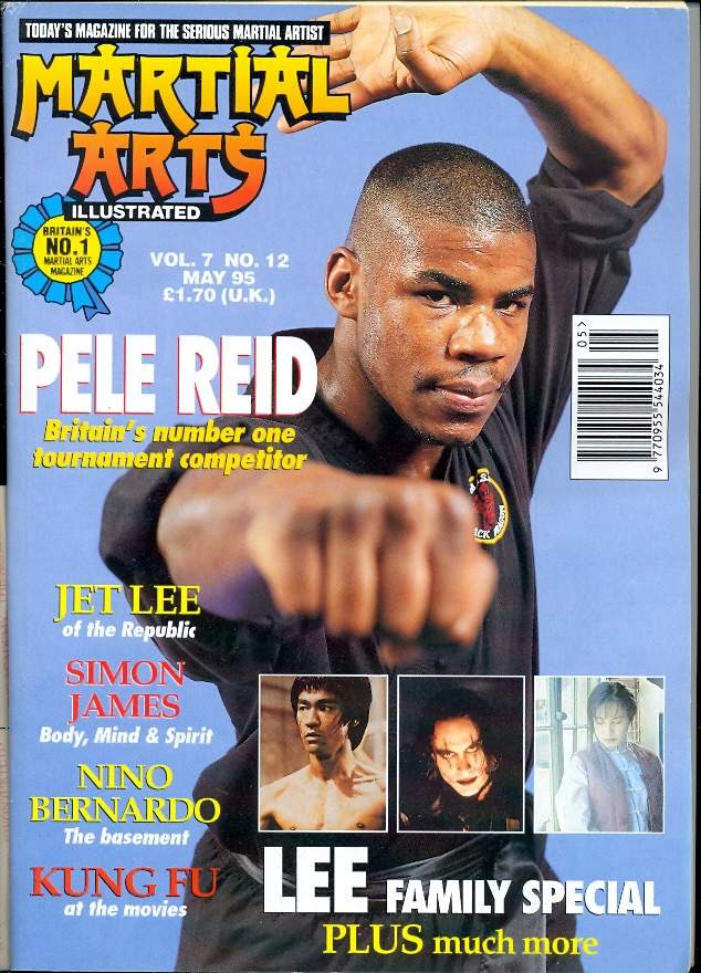 05/95 Martial Arts Illustrated (UK)