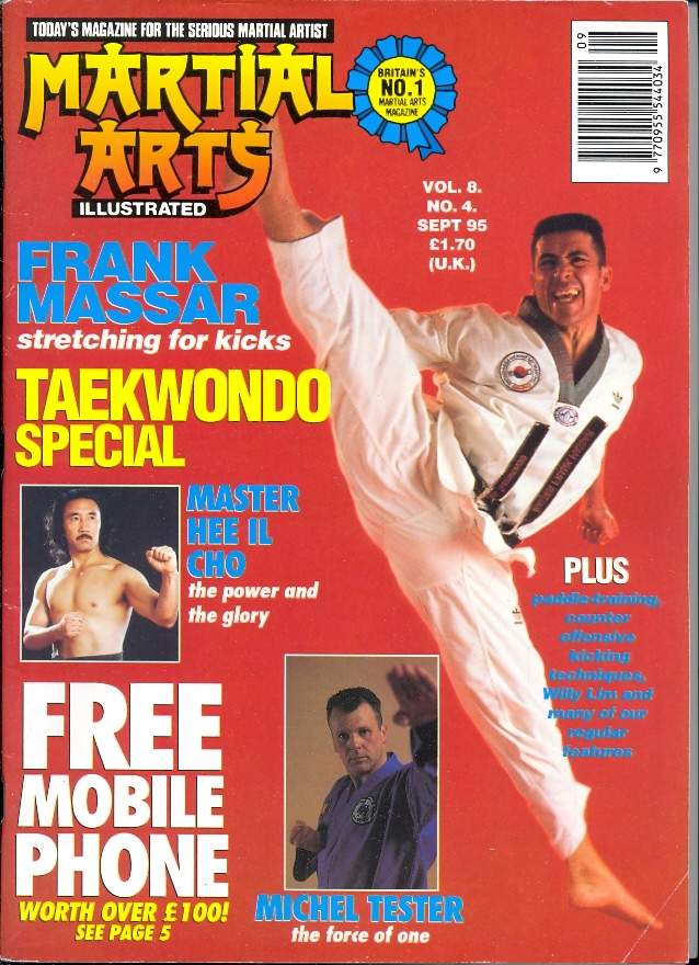 09/95 Martial Arts Illustrated (UK)