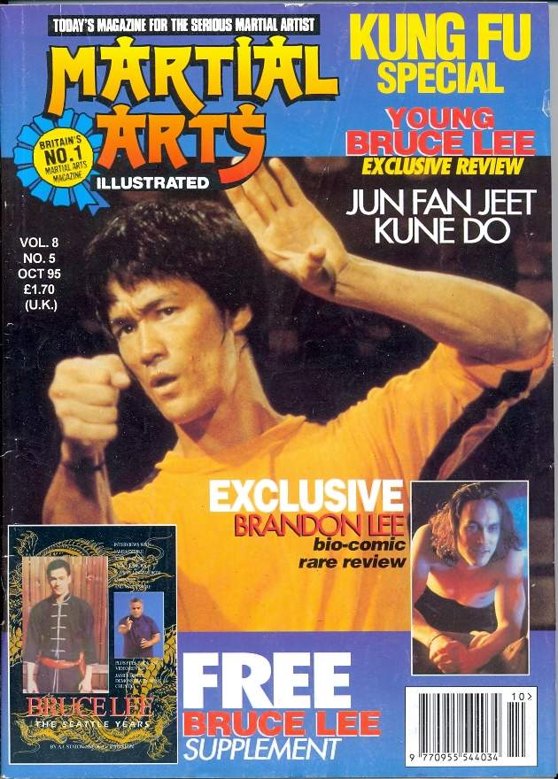 10/95 Martial Arts Illustrated (UK)