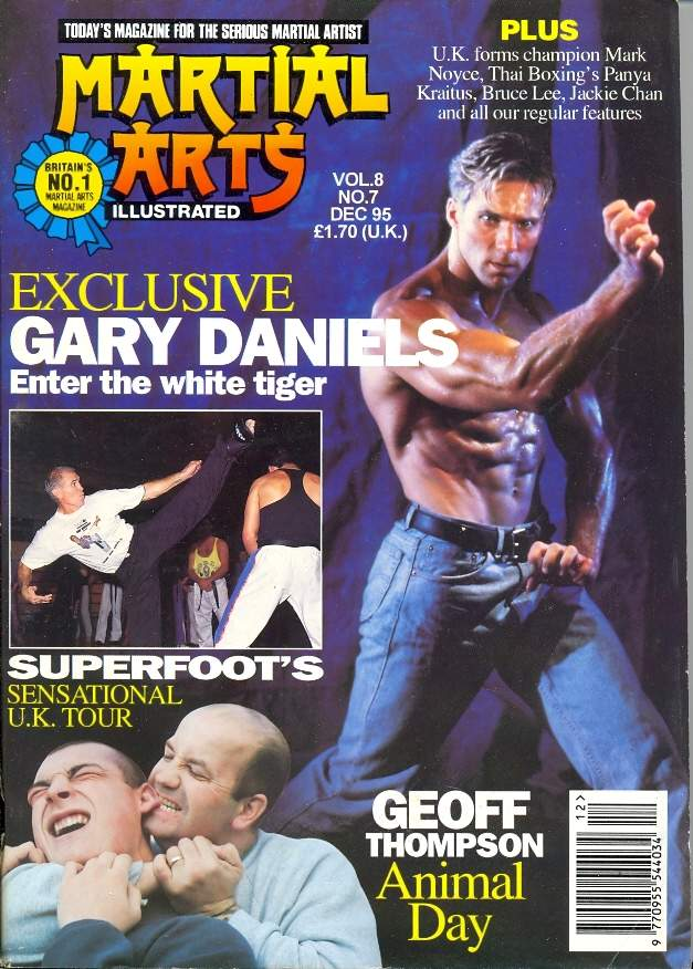 12/95 Martial Arts Illustrated (UK)