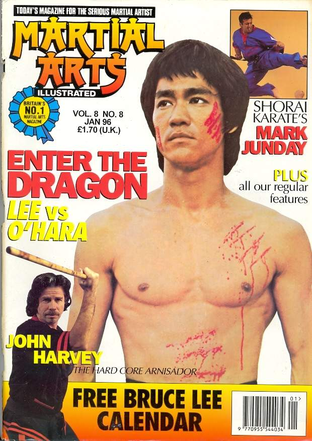 01/96 Martial Arts Illustrated (UK)