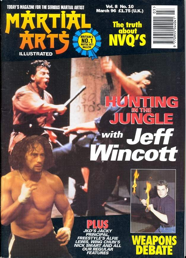 03/96 Martial Arts Illustrated (UK)