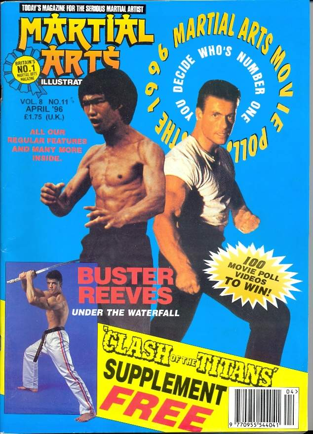 04/96 Martial Arts Illustrated (UK)