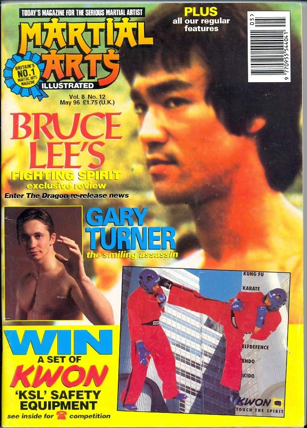 05/96 Martial Arts Illustrated (UK)