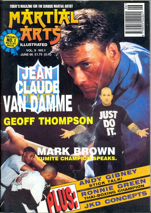 06/96 Martial Arts Illustrated (UK)