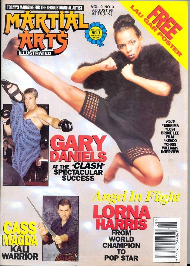 08/96 Martial Arts Illustrated (UK)