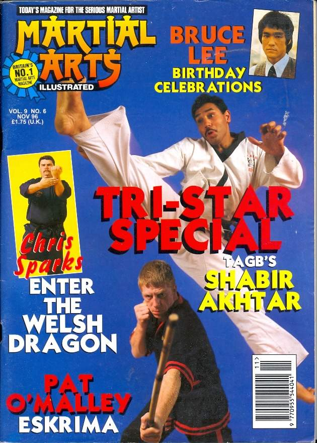 11/96 Martial Arts Illustrated (UK)