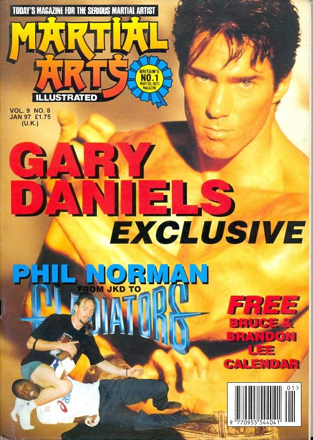 01/97 Martial Arts Illustrated (UK)