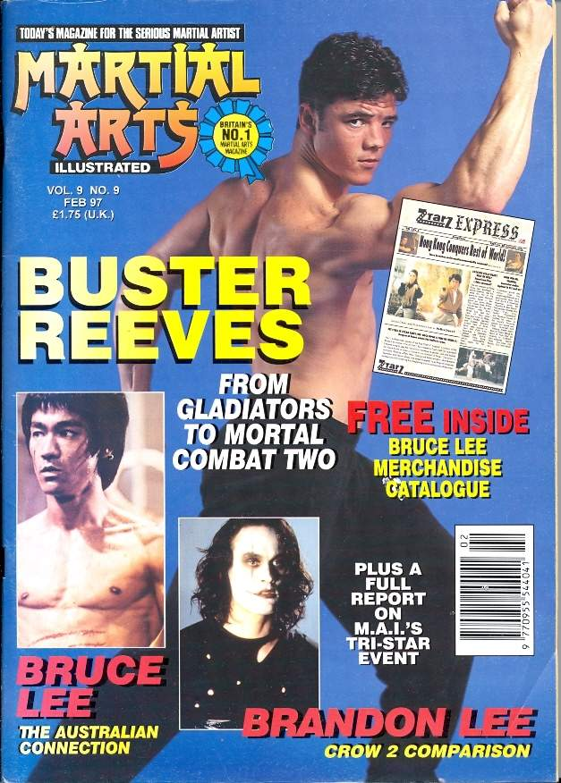 02/97 Martial Arts Illustrated (UK)