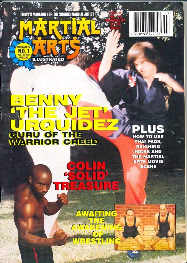 03/97 Martial Arts Illustrated (UK)
