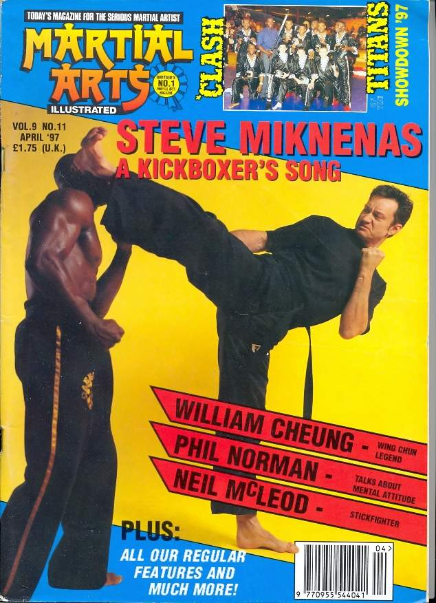 04/97 Martial Arts Illustrated (UK)
