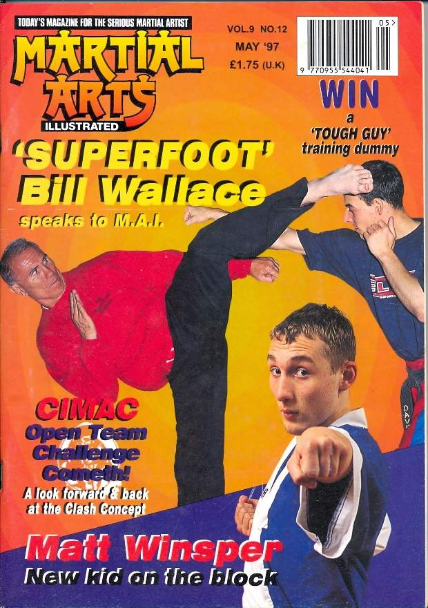 05/97 Martial Arts Illustrated (UK)