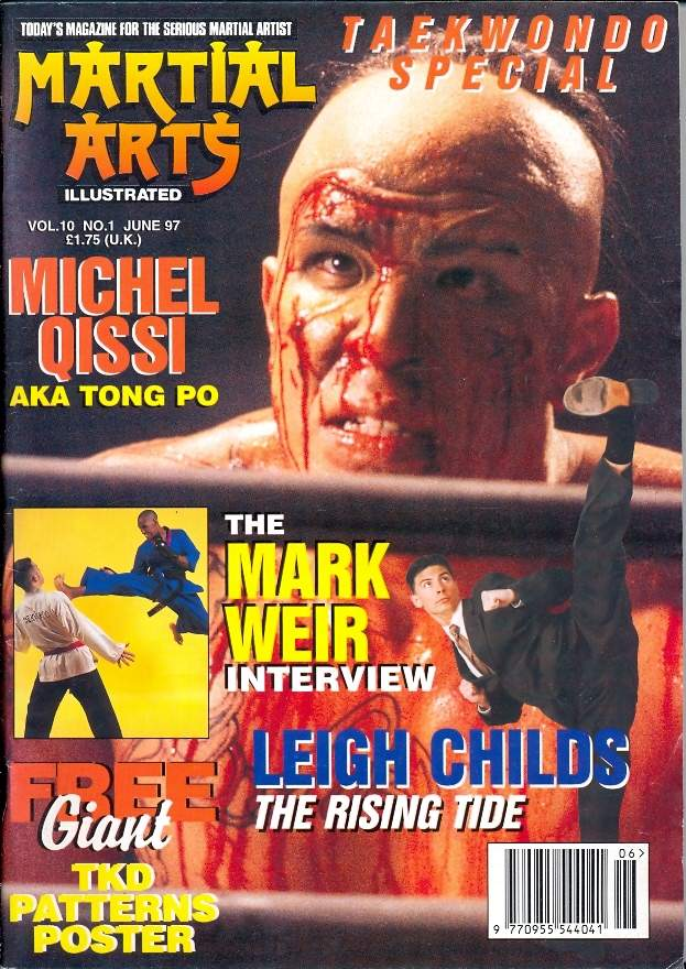 06/97 Martial Arts Illustrated (UK)