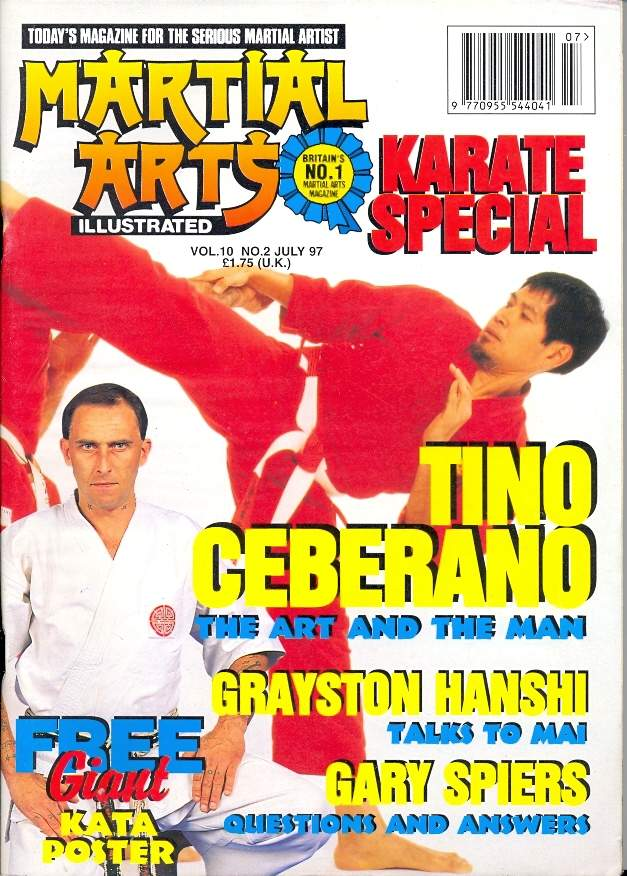07/97 Martial Arts Illustrated (UK)