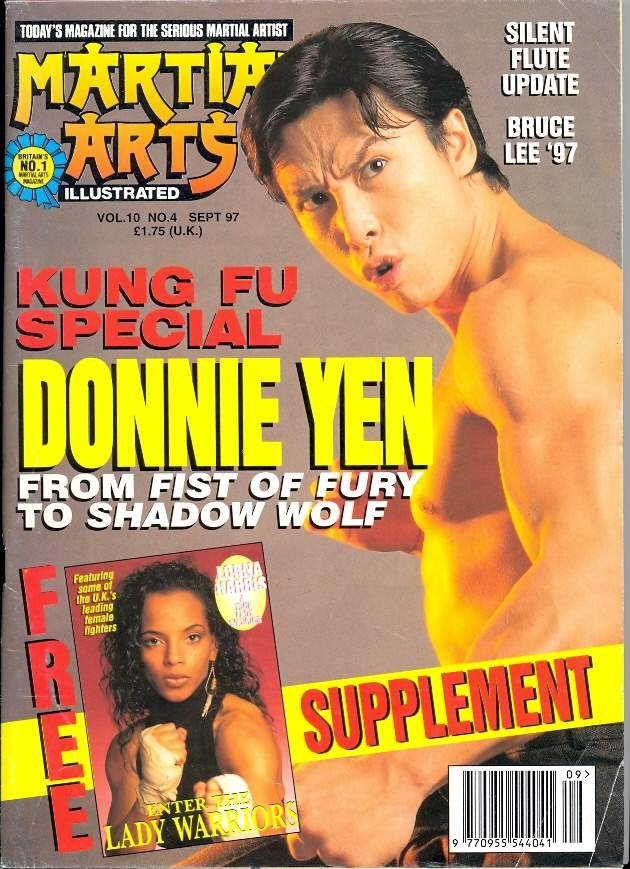 09/97 Martial Arts Illustrated (UK)